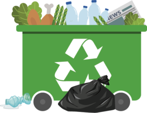 Green-logix-Garbage-Can